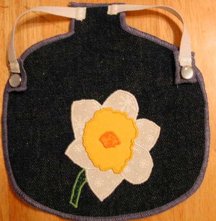 daffodil white yellow
